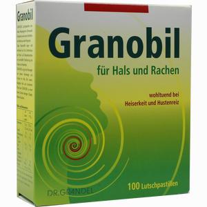 Abbildung von Granobil Grandel Pastillen 100 Stück