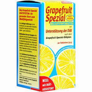 Abbildung von Grapefruit Spezial Diaetsy Tabletten 90 Stück