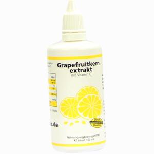 Abbildung von Grapefruitkernextrakt  100 ml