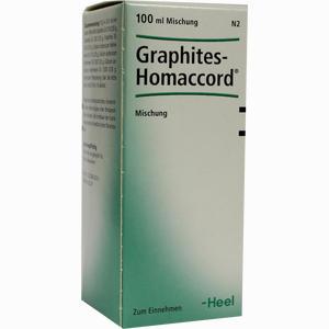 Abbildung von Graphites Homaccord Tropfen 100 ml