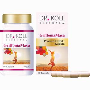 Abbildung von Griffoniamaca - Dr. Koll Kapseln 90 Stück