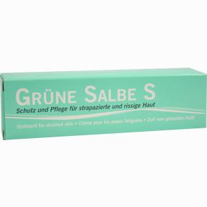 Abbildung von Grüne Salbe S Creme 30 ml