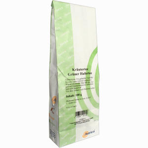 Abbildung von Grüner Hafertee Aurica Tee 100 g