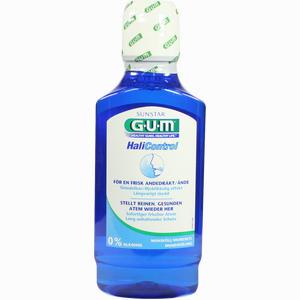 Abbildung von Gum Halicontrol Mundspülung Ohne Alkohol Lösung 300 ml