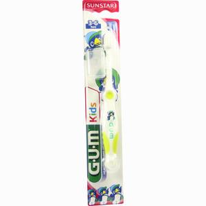 Abbildung von Gum Kinder Zahnbürste Extraweich 3- 6 Jahre  1 Stück