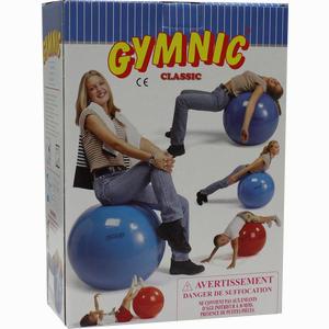 Abbildung von Gymnicball 75cm Gelb 1 Stück