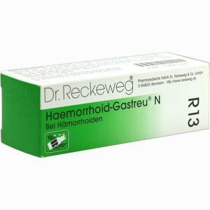 Abbildung von Haemorrhoid Gastreu N R13 Tropfen 22 ml