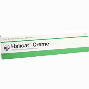 Abbildung von Halicar Creme  200 g