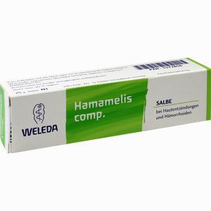 Abbildung von Hamamelis Comp Salbe 25 g