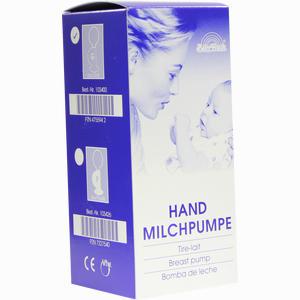 Abbildung von Hand Milchpumpe Aus Glas 1 Stück