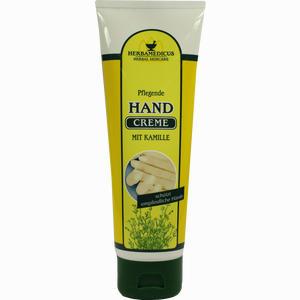 Abbildung von Handcreme mit Kamille Herbamedicus  125 ml
