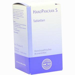 Abbildung von Hanopancran S Tabletten 100 Stück