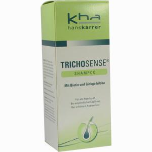Abbildung von Hans Karrer Trichosense Shampoo 150 ml