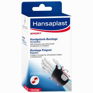 Abbildung von Hansaplast Handgelenk Bandage 1 Stück