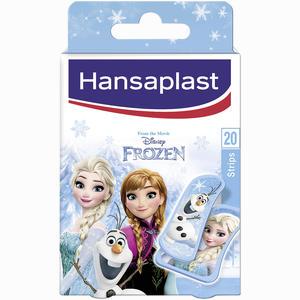 Abbildung von Hansaplast Kids Frozen 20 Strips Pflaster 20 Stück