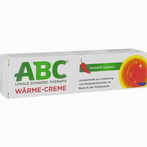 Abbildung von Hansaplast Med Abc Wärme- Creme  50 g
