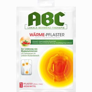 Abbildung von Hansaplast Med Abc Wärme- Pflaster 1 Stück