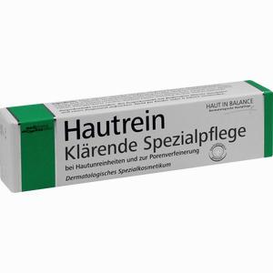 Abbildung von Haut in Balance Hautrein Klärende Spezialpflege Creme 20 ml
