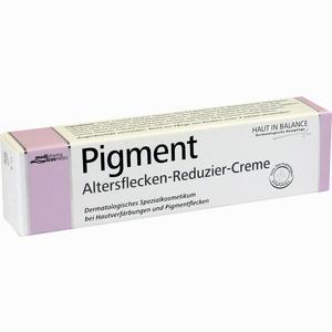Abbildung von Haut in Balance Pigment Altersflecken Reduzier- Creme 20 ml