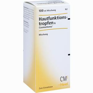 Abbildung von Hautfunktionstropfen N Cosmochema  100 ml