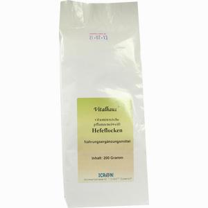 Abbildung von Hefeflocken Vitaminreich Vitalhaus 200 g