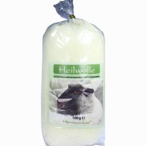 Abbildung von Heilwolle 100 g