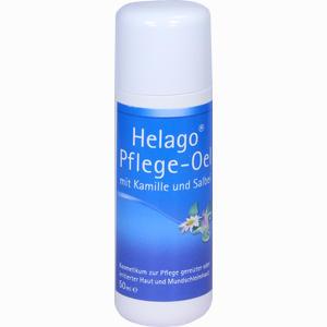 Abbildung von Helago Pflege- Oel 50 ml