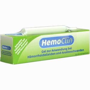 Abbildung von Hemoclin Gel 30 g