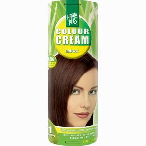 Abbildung von Hennaplus Colour Cream Auburn 4.56 Creme 60 ml