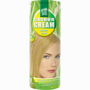 Abbildung von Hennaplus Colour Cream Golden Blond 8.3 Creme 60 ml