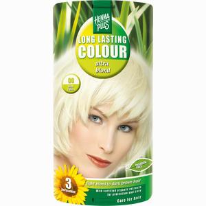 Abbildung von Hennaplus Long Lasting Ultra Blond 00 140 ml