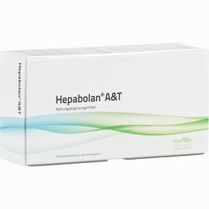 Abbildung von Hepabolan A&t Trinkampullen 30 x 25 ml