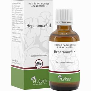 Abbildung von Heparanox H Tropfen 50 ml
