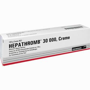 Abbildung von Hepathromb 30000 Creme 100 g