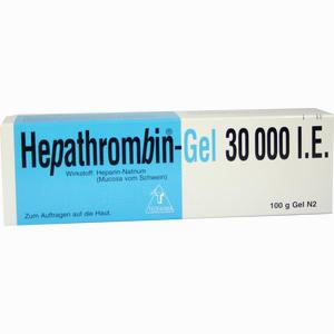 Abbildung von Hepathrombin 30000 Gel 100 g