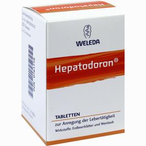 Abbildung von Hepatodoron Tabletten 200 Stück