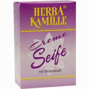 Abbildung von Herba Kamille Creme Seife  100 g