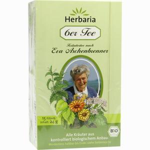 Abbildung von Herbaria 6er Tee Nach Eva Aschenbrenner Filterbeutel 15 x 1.6 g