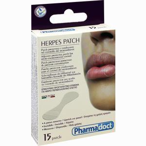 Abbildung von Herpes Patch Pflaster  15 Stück