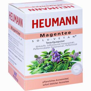 Abbildung von Heumann Magentee Solu Vetan Pulver 30 g