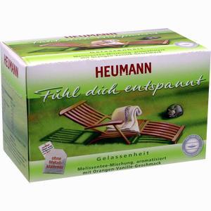 Abbildung von Heumann Tee Fühl Dich Entspannt Filterbeutel 20 Stück