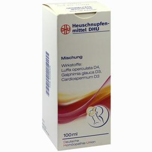 Abbildung von Heuschnupfenmittel Dhu Liquidum 100 ml