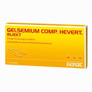 Abbildung von Hevert Gelsemium Comp. Injekt Ampullen 10 Stück