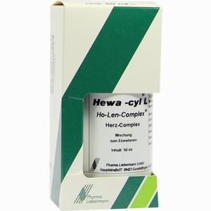 Abbildung von Hewa- Cyl L Ho- Len- Complex Herz- Complex Tropfen 50 ml