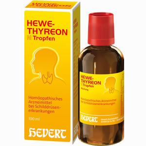 Abbildung von Hewethyreon N Tropfen  100 ml
