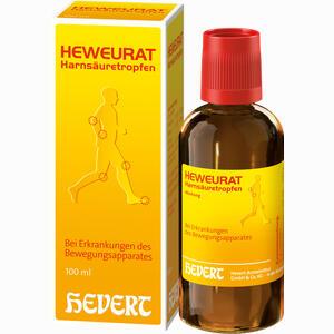 Abbildung von Heweurat Harnsäuretropfen  100 ml