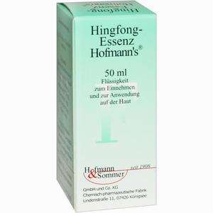 Abbildung von Hingfong- Essenz Hofmanns  50 ml