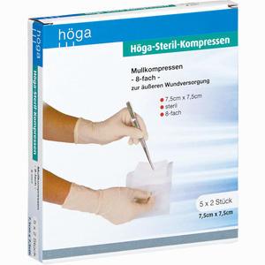Abbildung von Hoega Steril 8fa 7. 5x7. 5 5 Stück