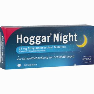 Abbildung von Hoggar Night Tabletten  20 Stück