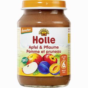 Abbildung von Holle Apfel & Pflaume Brei 190 g